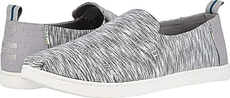 994b699a171 Toms Deconstructed Alpargata Rope (Drizzle Grey White Noise Jersey) Mens  Slip on Shoes