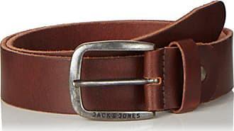 dc54e9f9e0d735 Jack   Jones Herren Gürtel JJIPAUL Jjleather Belt Noos