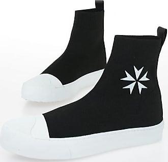 Neil Barrett Fabric HIGH SOCK-SKATER Sneakers size 45