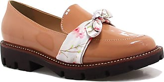 Zariff Sapato Zariff Shoes Slipper Verniz Laco