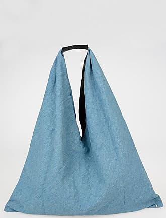Maison Margiela MM6 Borsa a Mano in Denim taglia Unica