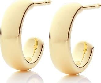 Monica Vinader Fiji Mini Hoop earrings - GOLD
