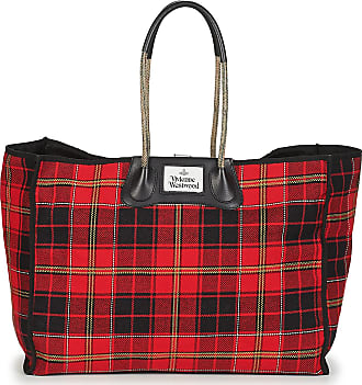 Vivienne Westwood ELENA LARGE FOILDED SHOPPER