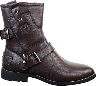 Men's Biker Boots − Shop 177 Items, 10 Brands & up to −62