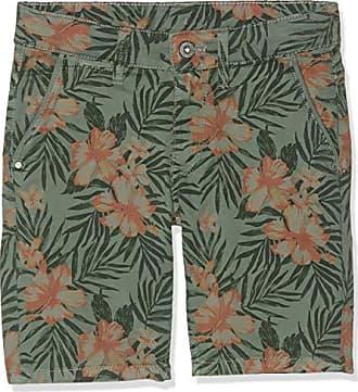 aa82938fa7baf Pepe Jeans London BLUEBURN Short Floret, Vert (Casting 674), 13-14