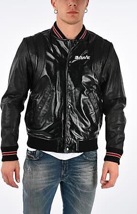 Diesel Leather L-BILLY LEATHER Jacket size Xl