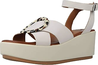 Inuovo Women Sandals and Slippers Women 123043I Beige 7.5 UK