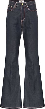 Eytys Oregon high waisted flared jeans - Azul