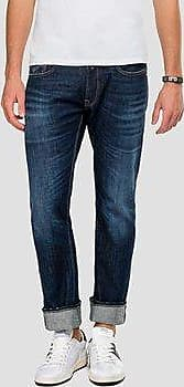 Replay Rocco Comfort Fit Jeans