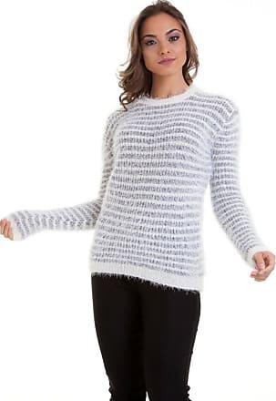 Kinara Suéter Pelinhos Listrado