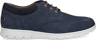 Panama Jack Mens Shoes Detroit C12 Nobuck Marino/Navy 40 EU