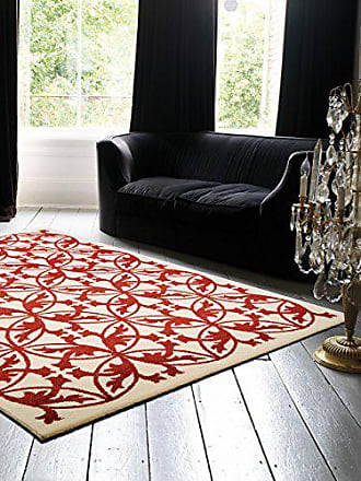 Benuta Teppich Kaleido Orange 140x200 Cm | Moderner Teppich Für Wohn  Und  Schlafzimmer