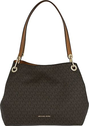 Michael Kors Tote - Raven Large Shoulder Tote Brown - brown - Tote for ladies
