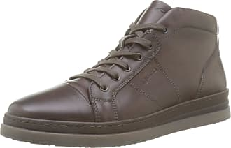 Igi & Co Mens Uomo-41302 Hi-Top Trainers, (T.Moro 4130233), 7 UK