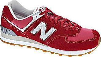 577ed8a383582 New Balance Herren Sneaker rot rot, rot - rot - Größe: 42,5