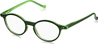 Peepers Womens True Colors 2374125 Round Reading Glasses, Green, 1.25