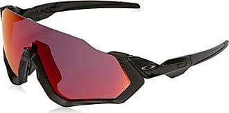 1b44e6bf35 Oakley Mens Flight Jacket Non-Polarized Iridium Rectangular Sunglasses