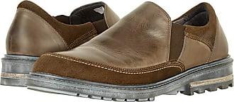 Naot Pemba (Vintage Fog Leather/Hash Suede) Mens Shoes