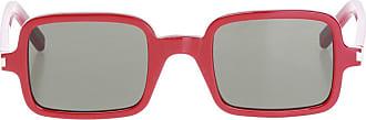 Saint Laurent SL 332 Sunglasses With Logo Womens Red
