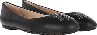 Lauren Ralph Lauren Ballerinas - Jamie Casual Flats Black - black - Ballerinas for ladies