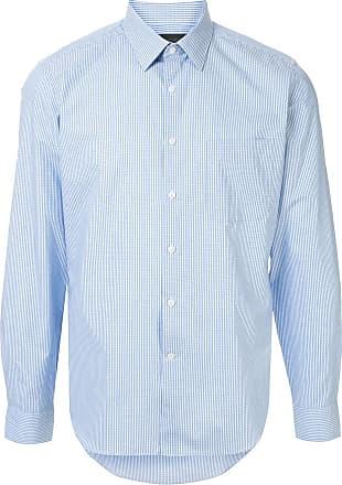 Durban formal chest pocket shirt - Blue