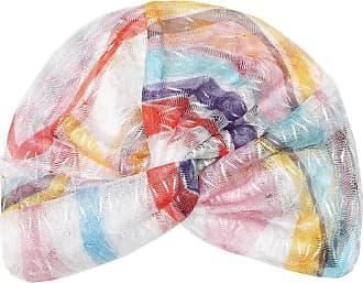 Missoni Chevron-knit turban