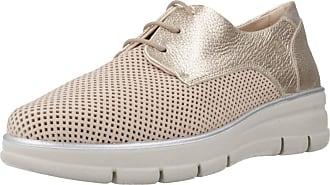 24 Horas Women Lace Shoes Women 24475 Pink 5.5 UK