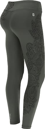 Freddy Leggings fitness donna 7/8 SuperFit D.I.W.O. con texture