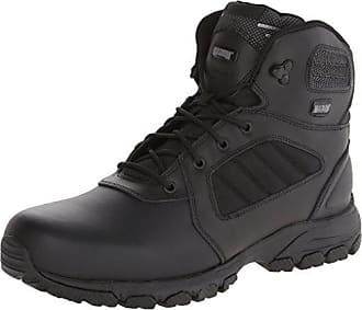 Magnum Mens Response III 6.0 Slip Resistant Work Boot,Black,10.5 M US