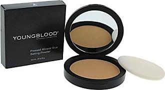Youngblood Mineral Cosmetics Pressed Mineral Rice Powder, Dark, 10gm