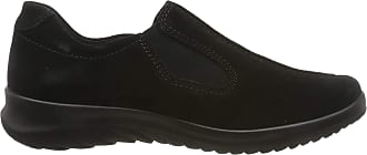 Legero Womens Softboot 4.0 Low-Top Sneakers, Black (Schwarz (Schwarz) 00), 4.5 UK