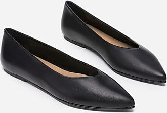 Flattered Iliana Leather Black