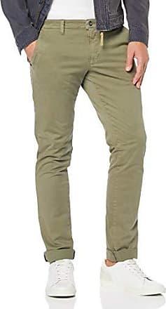 Camel Active Herren 5 POCKET HOUSTON Straight Jeans, Blau (BlueBlack Used 43), W38L32
