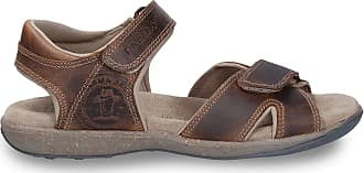 Panama Jack Mens Sandals King C805 Napa Grass Cuero/Bark 42 EU