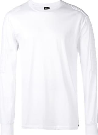 Diesel basic sweatshirt - White