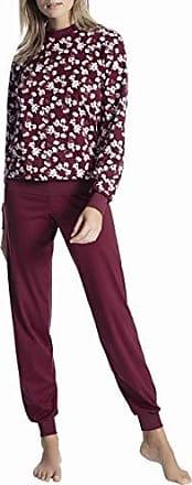 Calida Soft Comfort B/ündchen-Pyjama Damen