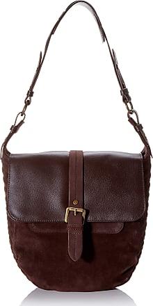 Hotter Womens Highgrove Shoulder Bag Brown (Chocolate)