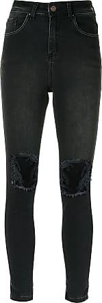 Pop Up Store Calça jeans skinny - Preto