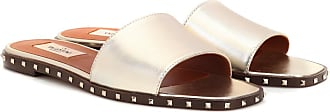 Valentino Soul Rockstud leather slides