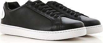 78d569bbce Prada Sneaker Uomo On Sale, Nero, pelle, 2017, 43 44