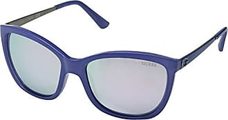 c7bb538ed49 Guess Womens Acetate Square Soft Cat-Eye Sunglasses