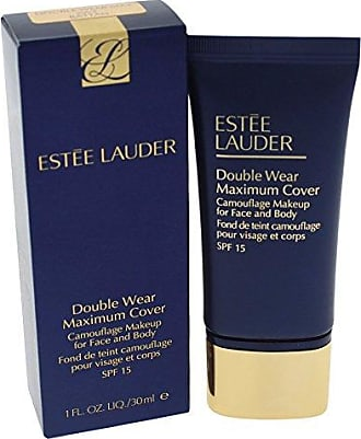 Estée Lauder Double Wear Maximum SPF 15 Cover Camouflage Makeup, Rattan, 1 Ounce