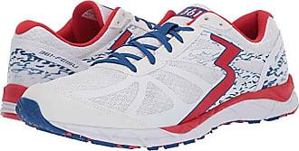361° Feisu (White/Risk Red) Mens Shoes