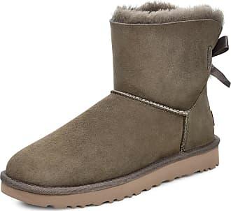 UGG Mini Bailey Bow II Boots - Damen - taupe