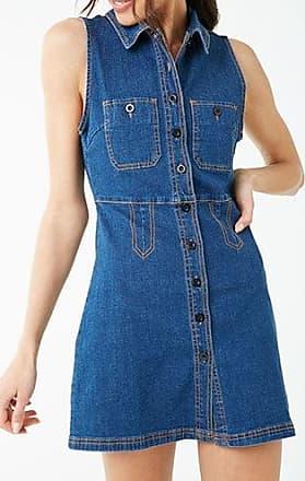 cbd718ab9d1 Denim Dresses: Shop 201 Brands up to −80% | Stylight
