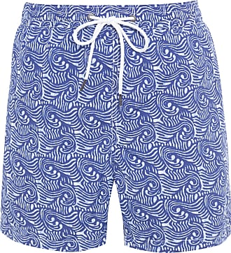 Richards SHORT MASCULINO PRAIA NETUNO - AZUL