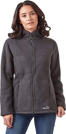 New Peter Storm Women's Marl Long Sleeve Fleece