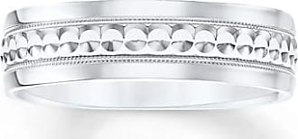 Kay Jewelers Wedding Band 10K White Gold 6mm