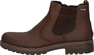 Igi & Co Mens Leather Waterproof Ankle Boots 4122311 10 UK Brown