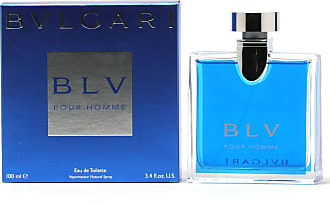 Bvlgari BLV Pour Homme EDT Spray, 3.4 oz./ 100 mL